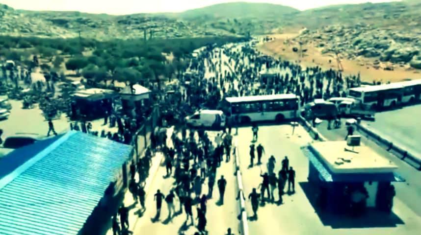 türk ordusuna hain sloganları atıp erdoğan posteri yakıldı