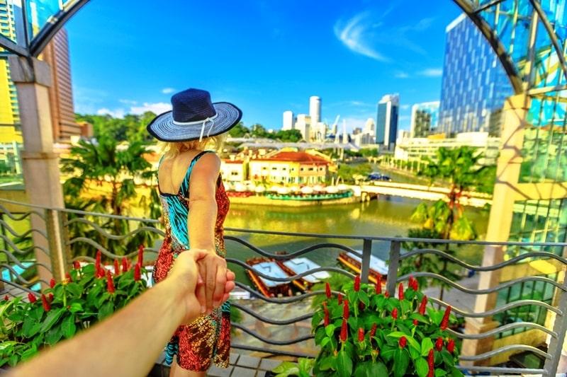 Lüks ve Huzurun başkenti: Singapur