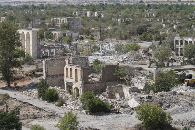 Ağdam, Azerbaycan