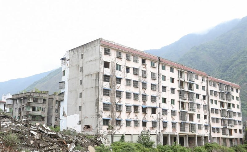 Beichuan, Çin