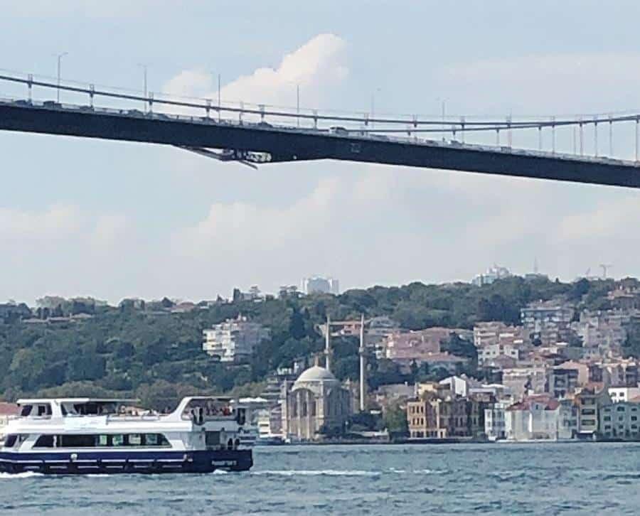 Deprem sonrası köprüde hasar oluştu iddiası yalanlandı