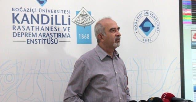 Kandilli Rasathanesi'nden Dr. Doğan Kalafat da Marmara'da 6-7 civarında deprem olabileceği konusunda uyarmıştı