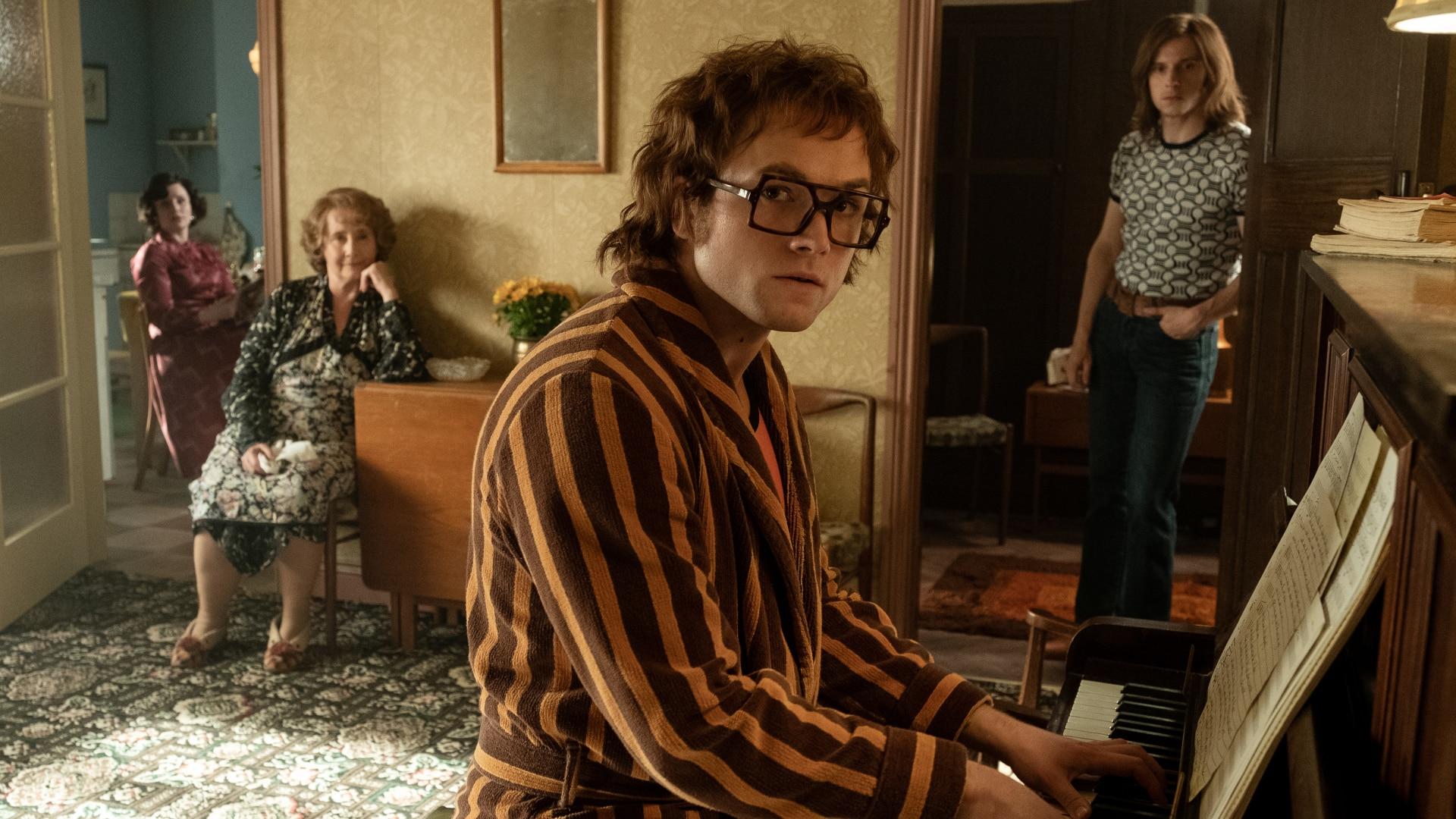 Rocketman: Elton John un yaşam hikayesi