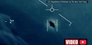 ABD ilk kez UFO videolarının varlığını kabul etti!