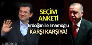 ADA Araştırma seçim anketi: Erdoğan ile İmamoğlu karşı karşıya!