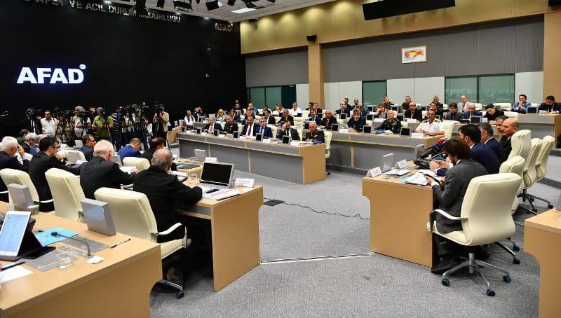 AFAD istanbul deprem toplantısına Ekrem İmamoğlu çağrılmadı!