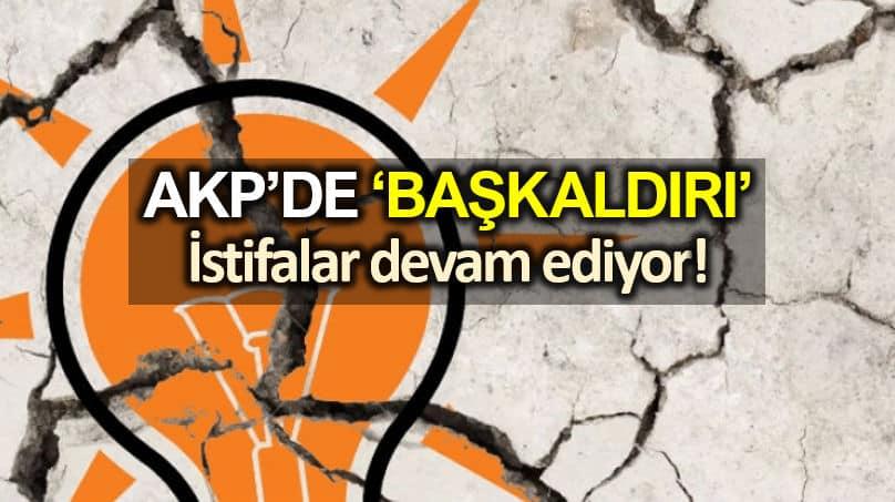 AKP günün depremi: Başkaldırı süreci ve yeni bir hal!