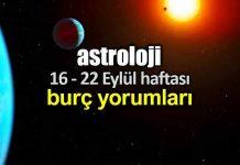 Astroloji: 16 - 22 Eylül 2019 haftalık burç yorumları