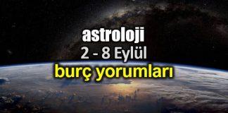 Astroloji: 2 - 8 Eylül 2019 haftalık burç yorumları