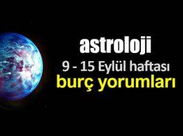 Astroloji: 9 - 15 Eylül 2019 haftalık burç yorumları