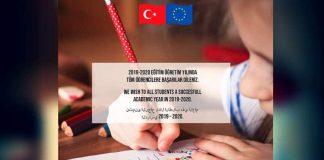 AB Türkiye Delegasyonu tepkiler üzerine Türkçe Arapça yayımladığı mesajı kaldırdı