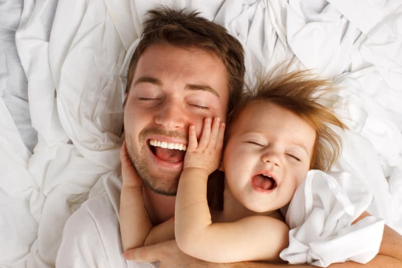 baba çocuk gelişimi