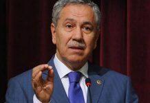 Bülent Arınç Canan Kaftancıoğlu açıklaması: İfade özgürlüğüne saygı duymalıyız