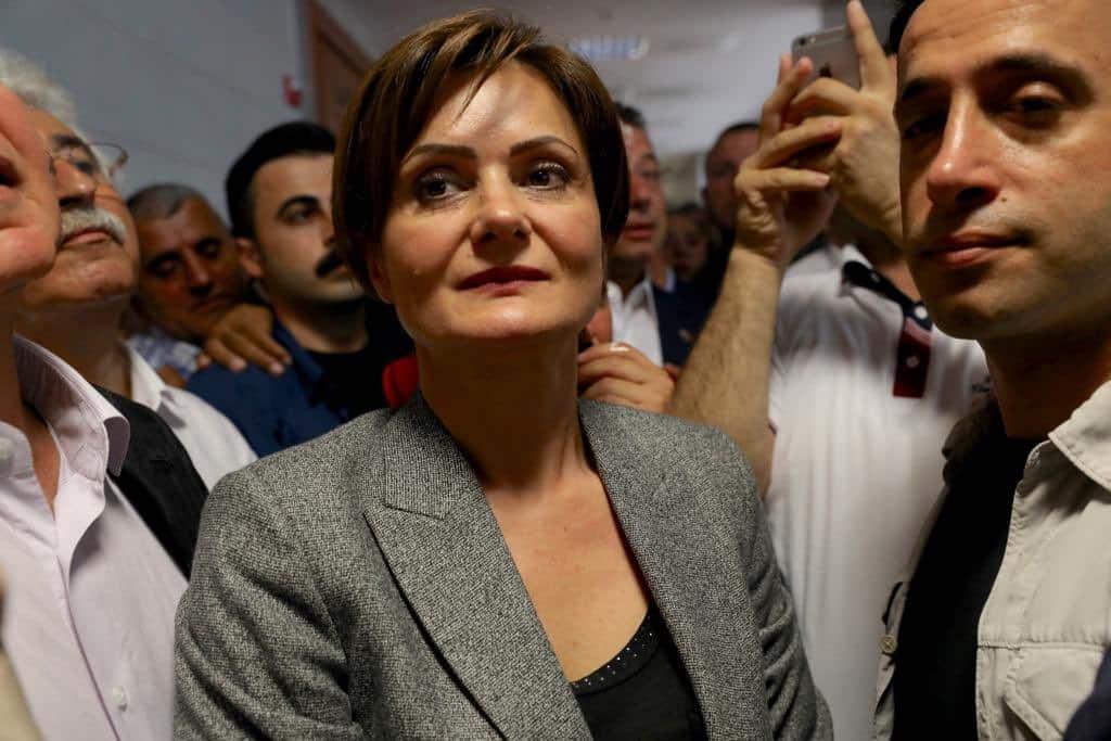 canan Kaftancıoğlu ilk açıklama: Kararlar duruşma salonlarında değil, Saray odalarında alınıyor
