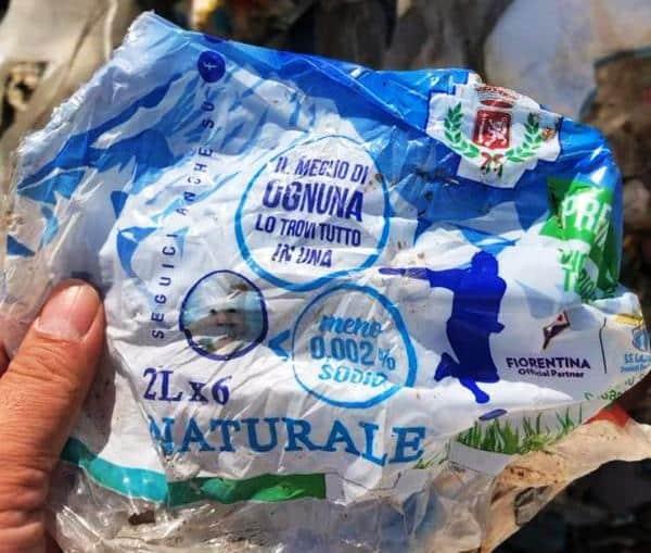 İtalya menşeili plastikler