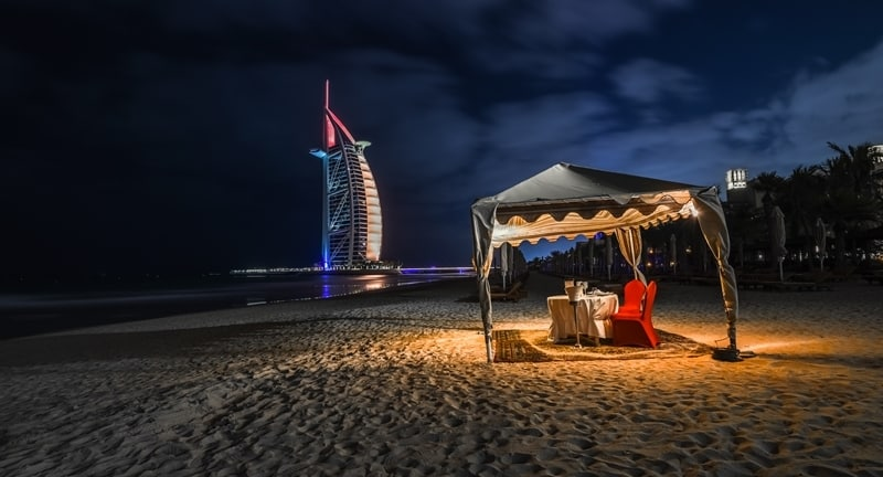 Hem düğün hem balayı için: Dubai