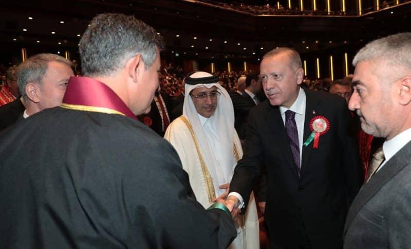 Erdoğan dan barolara tepki Feyzioğlu na teşekkür