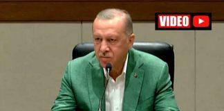 Erdoğan FOX TV muhabirine sert çıkış: Murdoch sattı havası değişir dedik