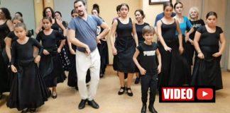 Erik Dalı şarkısı, İspanya Flamenko dansına uyarlandı