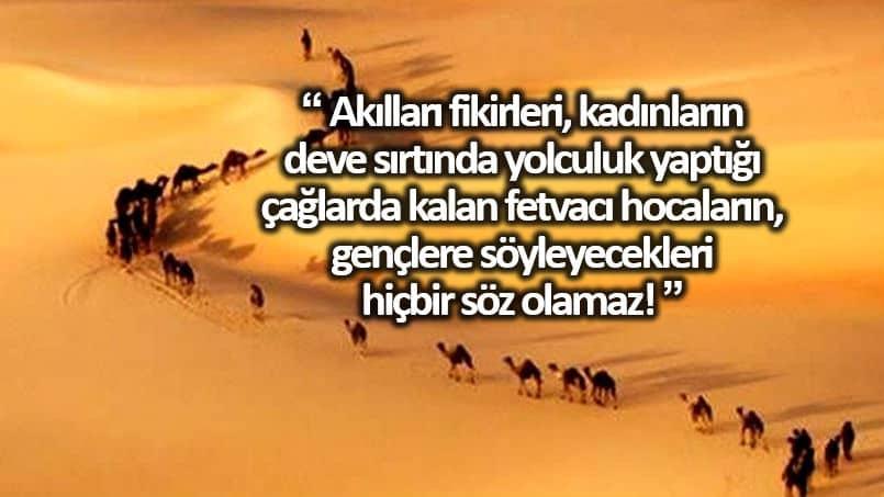 Eski İstanbul Müftüsü Mustafa Çağrıcı fetvacı hocalara uyarı!