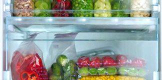 Et, balık, tavuk, sebzeler donduruca ne kadar saklanır?