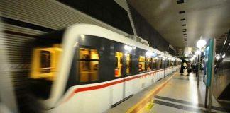 İBB: İki gecede 35 binden fazla kişi gece metrosunu kullandı