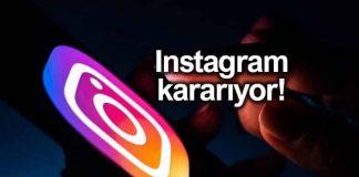 Instagram gece moduna geçiyor, ekranlar kararıyor!