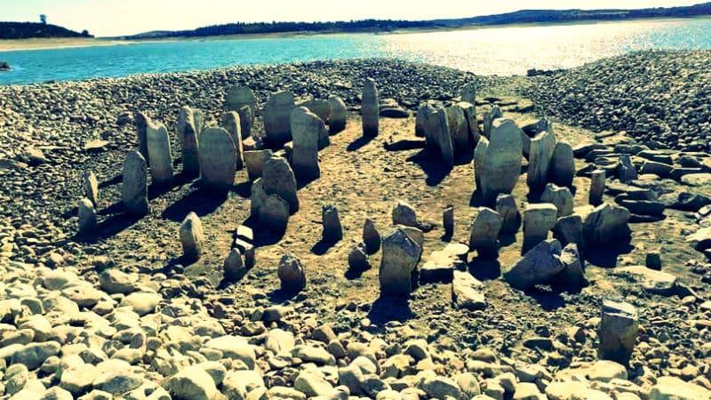 Dolmen de Guadalperal spain stonehenge