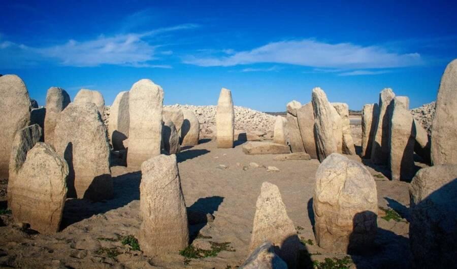 ispanya stonehenge