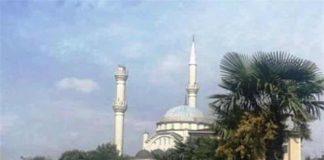 İstanbul Avcılar bir caminin minaresi yıkıldı!