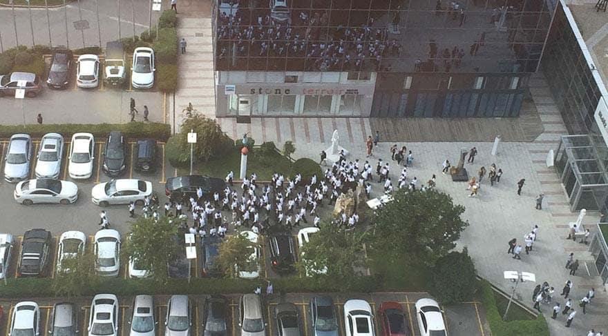 istanbul deprem ilk görüntüler
