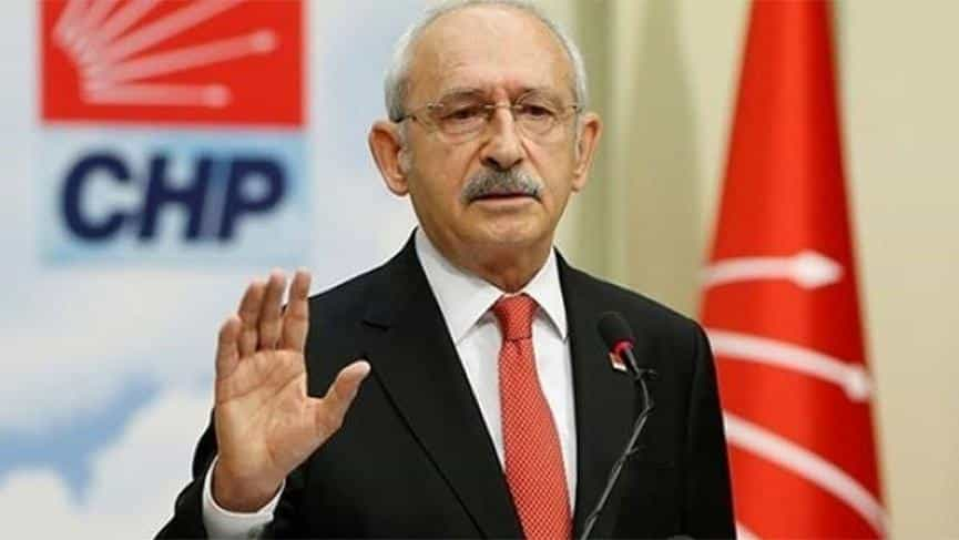 Kılıçdaroğlu: Adalet yok bu ülkede!