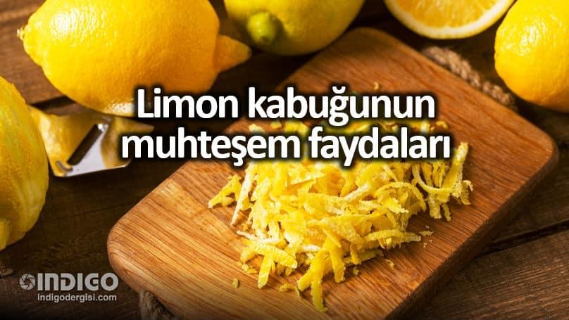 Limon kabuğunun faydaları: Kanser riskini azaltıyor!