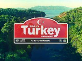 Marmaris Rallisi WRC Rally Turkey (12 - 15 Eylül 2019)