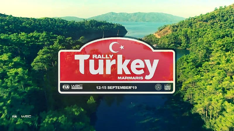 Marmaris Rallisi WRC Rally Turkey (12 - 15 Eylül 2019)