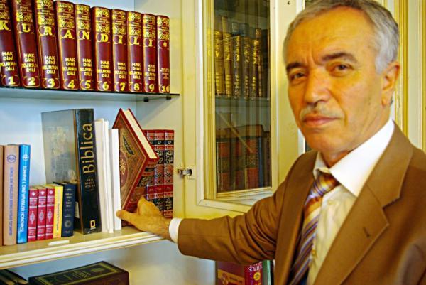 Prof. Dr. Mustafa Çağrıcı