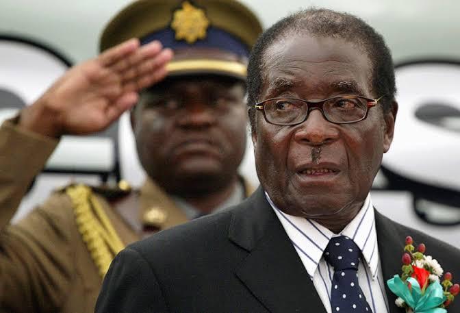 zimbabve lideri robert mugabe kimdir