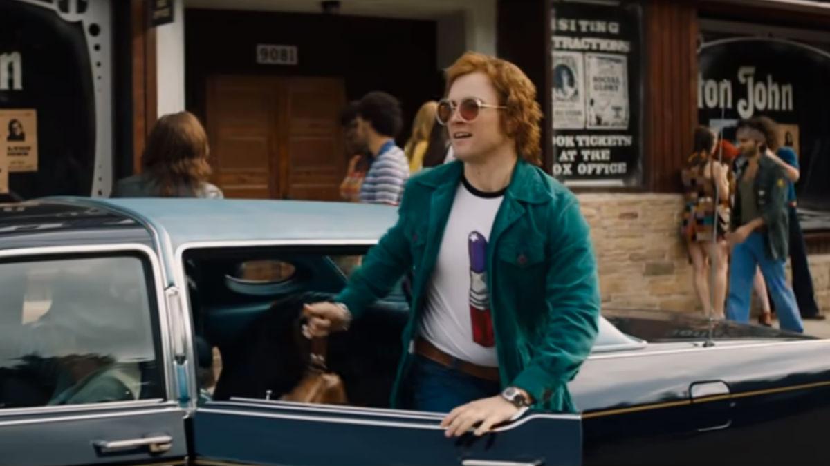 Rocketman: Elton John yaşam hikayesi taron egerton
