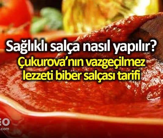 Salça nasıl yapılır? Sağlıklı domates ve biber salçası tarifi