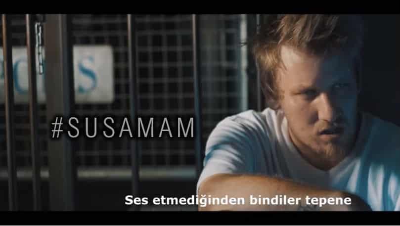 Susamam şarkısının yaratıcısı Şanışer den açıklama: Hiçbir siyasi düşünceye tek başına mal etmeyin