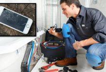 Tamir talepleri araştırması: Su tesisatçısı ve iPhone kırık ekran