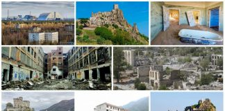 Terk edilmiş 10 şehir