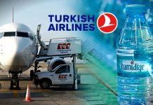 THY, İBB su markası Hamidiye ile anlaşmayı sona erdirdi