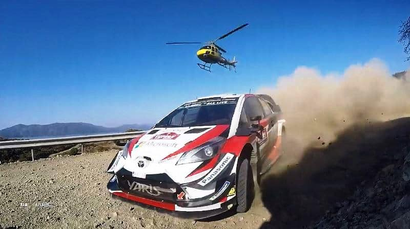 WRC 2019 Rally Turkey Marmaris Rallisi