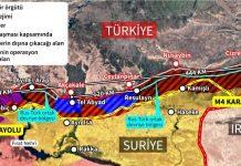 150 saatlik süre doldu - Rusya: YPG nin çekilmesi tamamlandı