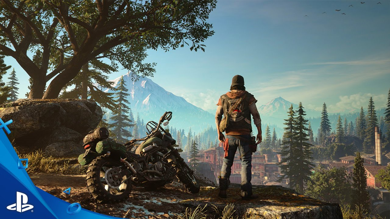 Days Gone oyun ses