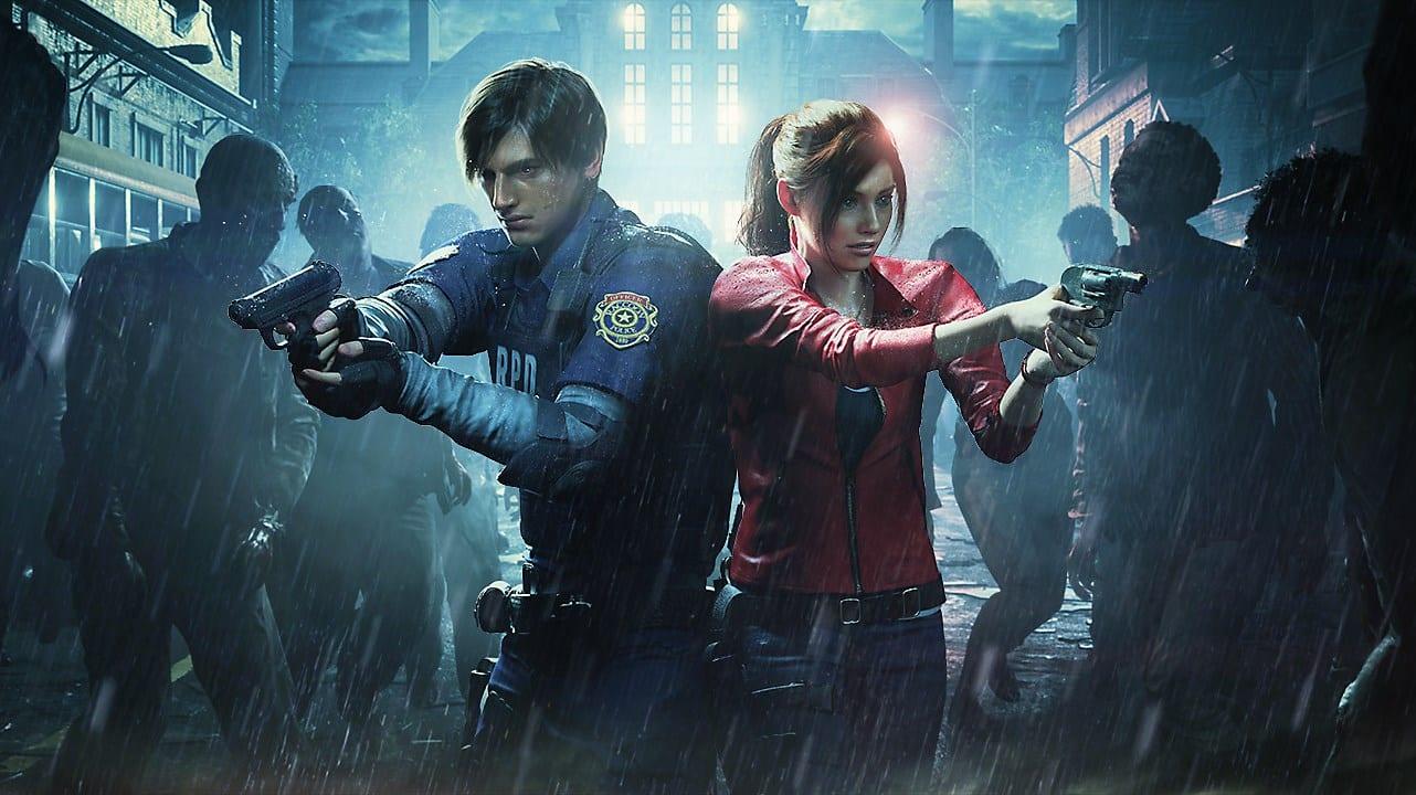 Resident Evil 2 oyunu game play