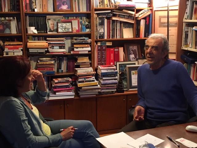 Ali Özgentürk ile sinema söyleşisi
