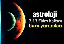Astroloji: 7 - 13 Ekim 2019 haftalık burç yorumları