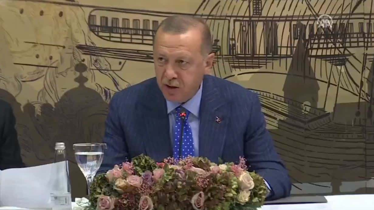 Cumhurbaşkanı Erdoğan: Sınırdan 30-35 kilometre içeri gireceğiz